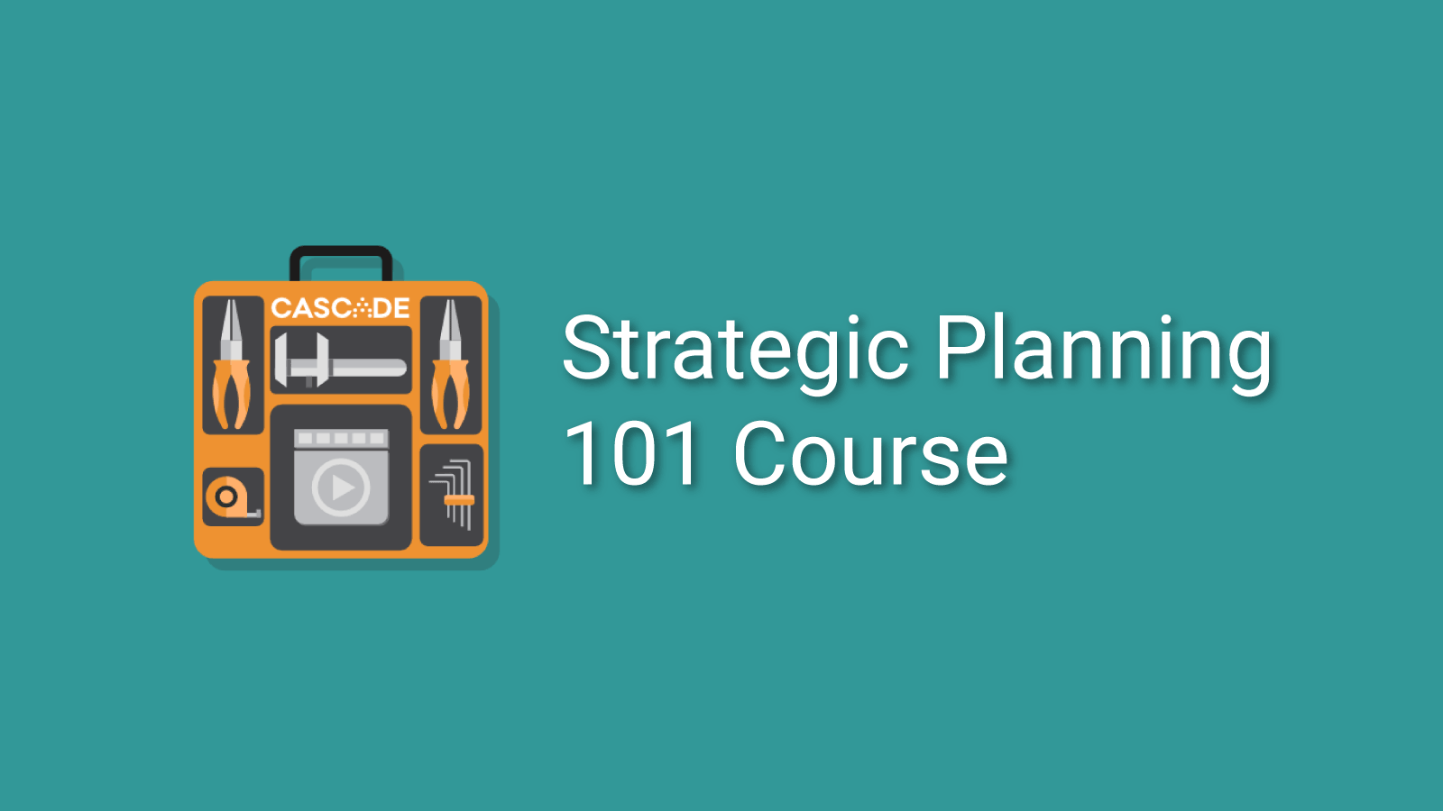 Strategic planning course