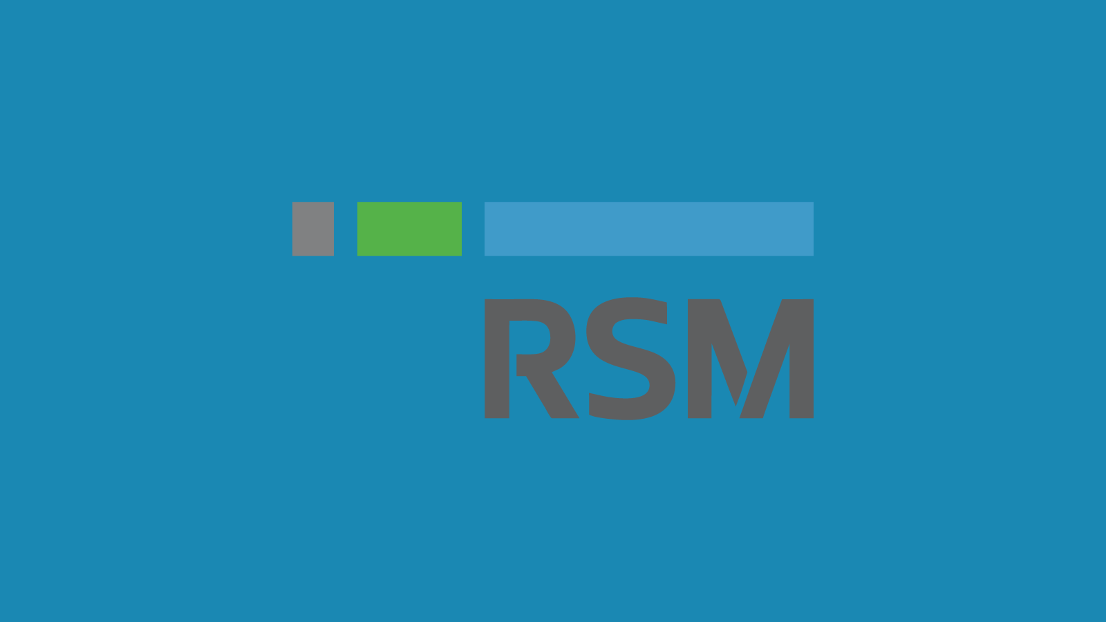 RSM Case Study
