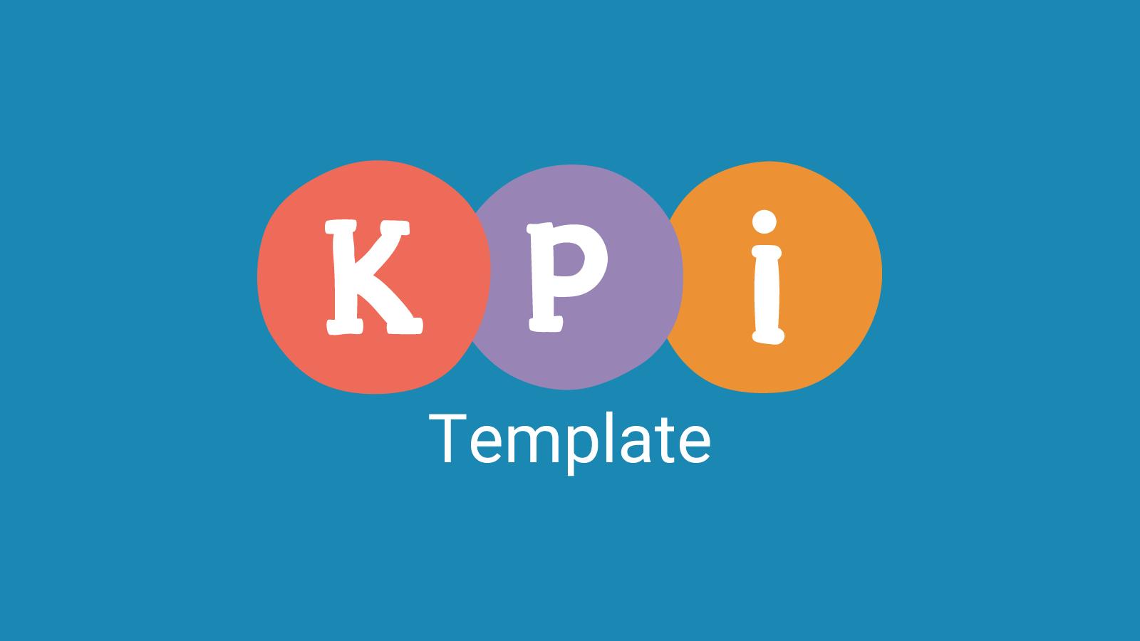 KPI-template